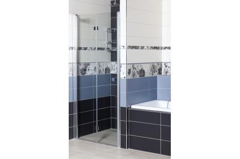 Sprchové dveře 90x195 cm Siko SK chrom lesklý SIKOSK90 Sprchové zástěny