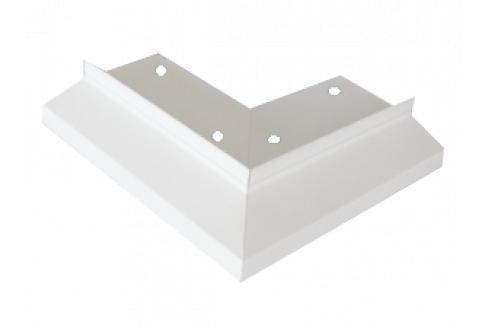 Rohový segment 90° H14 vnější PVC, 14 mm LBKR90H14 Ukončovací a přechodové lišty