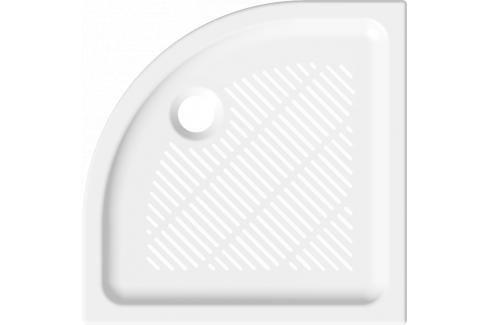 Sprchová vanička čtvrtkruhová Jika 90x90 cm keramika 8.5372.3.000.000.3 Sprchové vaničky