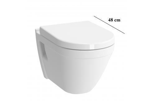 Wc závěsné Vitra S50 zadní odpad 5320-003-0075 Záchody