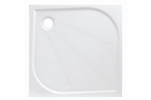 Sprchová vanička čtvercová Siko Limnew 80x80 cm litý mramor LIMNEW80Q Sprchové vaničky