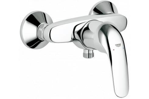 Sprchová baterie Grohe Euroeco bez sprchového setu 150 mm chrom 32740000 Koupelnové baterie