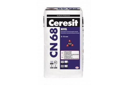 Samonivelační hmota Ceresit CN 68 25 kg CN68 Nivelační hmoty
