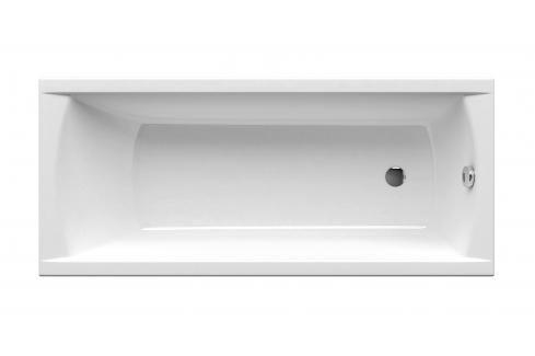 Obdélníková vana Ravak Classic 150x70 cm akrylát C521000000 Vany