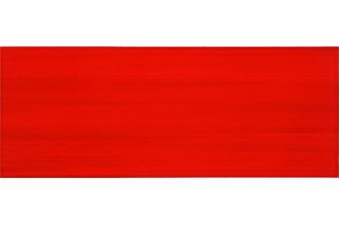 Obklad Fineza Fresh red 20x50 cm lesk FRESHRE Obklady a dlažby