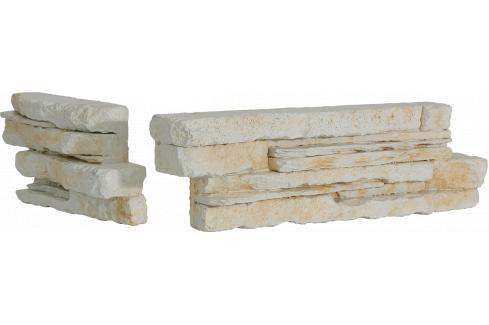 Krajovka Vaspo Kámen považan bílá 6,7x20,5x11,5 cm V532031 Výhodná nabídka