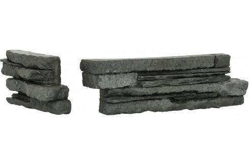 Krajovka Vaspo Kámen považan černá 6,7x20,5x11,5 cm V532011 Výhodná nabídka