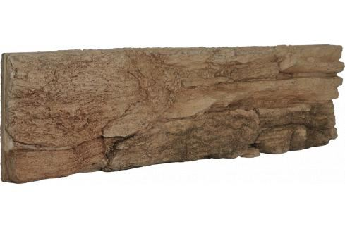 Obklad Vaspo Skála zvrásněná hnědavý melír 10,8x40 cm V55200 Výhodná nabídka