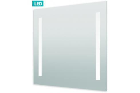 Zrcadlo s LED osvětlením Naturel Iluxit 80x70 cm ZIL8070LEDS Zrcadla