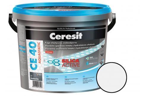 Spárovací hmota Ceresit CE 40 bílá 5 kg CG2WA CE40501 Spárovačky