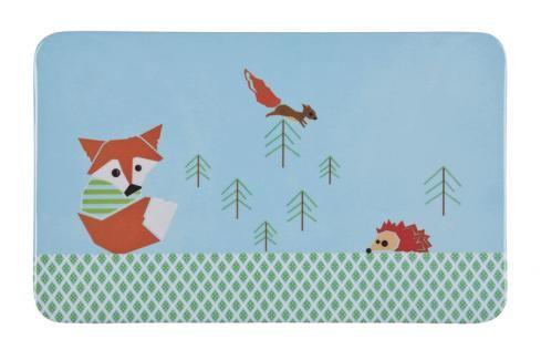 Lässig - Dětské prostírání Breakfast Boards - Little tree fox Dětské prostírání