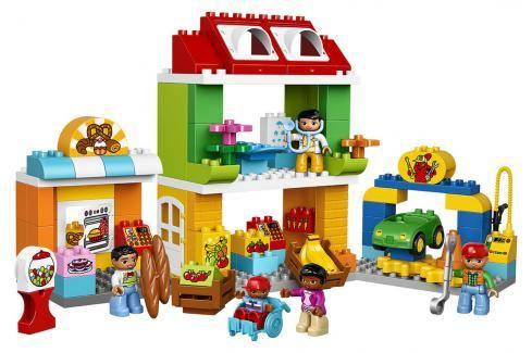 LEGO - Náměstí Duplo