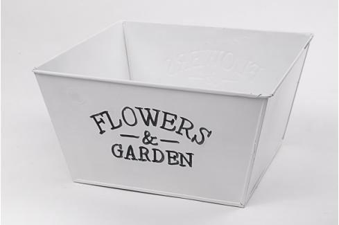 MAKRO - Květináč 22x22x11,5cm Květináče