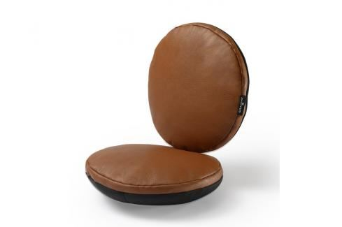 MIMA - Sada sedacích polštářů do židle Moon - hnědá Sedací polštáře pro děti