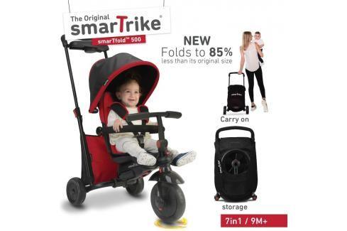 SMART TRIKE - tříkolka 500 Fold 7v1 Červená Tříkolky pro děti