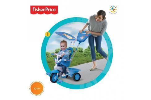 SMART TRIKE - tříkolka Fisher Price 146 Elite blue Tříkolky pro děti
