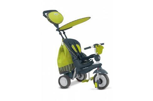 SMART TRIKE - Tříkolka Splash - Zelená Tříkolky pro děti