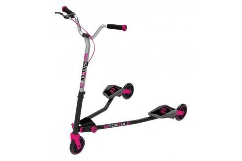 SMART-TRIKE - koloběžka 223 Ski Scooter Z5 fialová Koloběžky