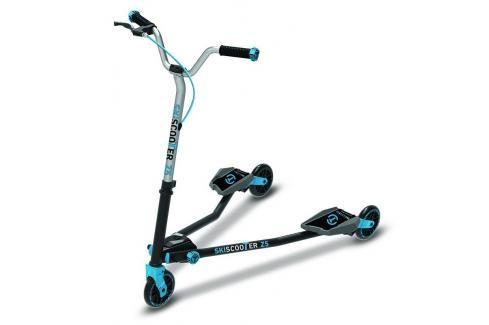 SMART-TRIKE - koloběžka 223 Ski Scooter Z5 modrá Koloběžky