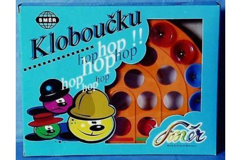 SMĚR - Klobouček, Hop! Hry pro děti