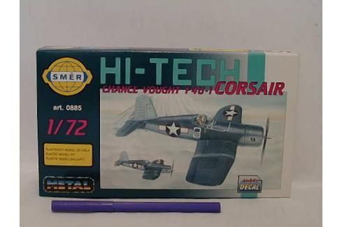 SMĚR - MODELY - Chance Vought F4U-1 Corsair Letadélka