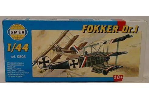 SMĚR - MODELY - Fokker Dr. 1 1:48 Letadélka
