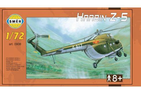 SMĚR - MODELY - Harbin Z-5 Letadélka