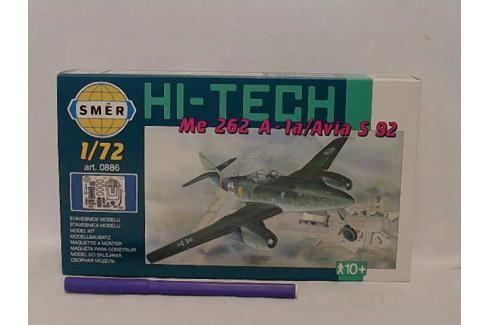 SMĚR - MODELY - Messerschmitt Me 262 A 1:72 Letadélka