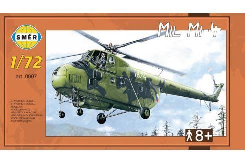 SMĚR - MODELY - Mil Mi-4 Letadélka