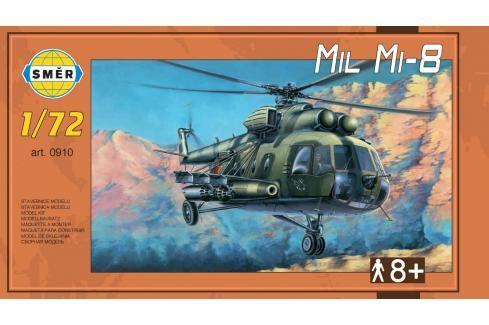 SMĚR - MODELY - Mill Mi-8 WAR Letadélka