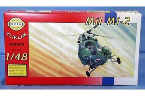 SMĚR - MODELY - Vrtulník Mi 2 1:48 Letadélka