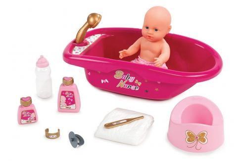 SMOBY - 220302 Vanička Baby Nurse s príslušenstvom Péče o panenky