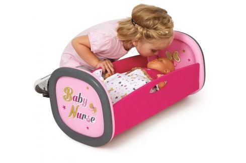 SMOBY - 220313 Kolébka Baby Nurse nová Péče o panenky