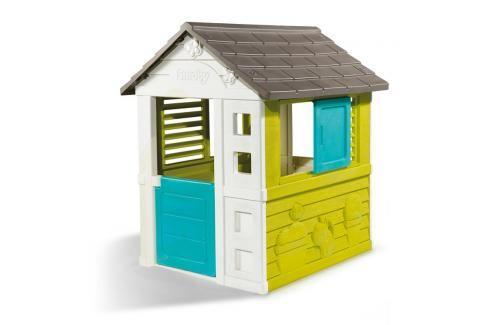 SMOBY - 310064 domek Pretty Plastové domčeky pre deti