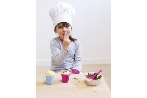 SMOBY - 312101 Sada na výrobu koláčků Cup Cake Hrajeme se na profese