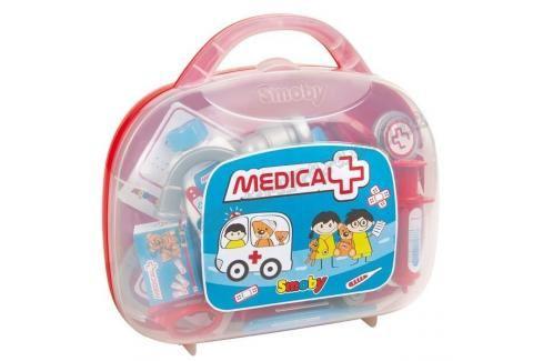 SMOBY - 340100 Doktorský kufřík Hrajeme se na profese