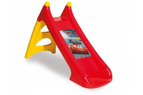 SMOBY - 820613 skluzavka XS90 Cars Dětská skluzavka