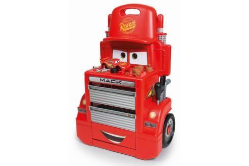 SMOBY - Cars 3 Pojízdná dílna Mac Truck Hrajeme se na profese