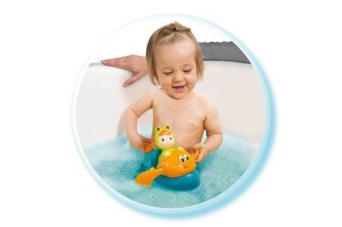 SMOBY - Cotoons 110612 muzikální plovoucí krab Hračky do vody