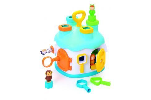 SMOBY - Cotoons domeček vkládačka, 2 druhy Hračky pro děti od 2 let