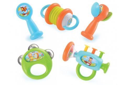 SMOBY - Cotoons Hudebni set 5ks Hračky pro děti 12m+ až 18m+