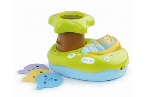 SMOBY - Cotoons Noční projektor modrý Hračky pro děti 0m+ až 9m+