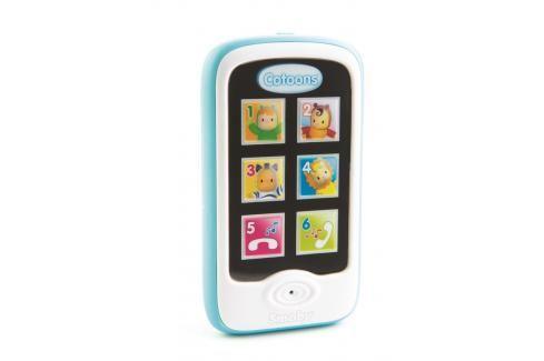 SMOBY - Cotoons Smartphone, 2 Druhy Zvukové a svítící hračky