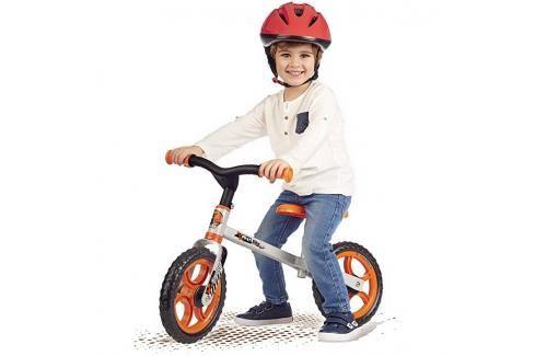 SMOBY - cykloodrážadlo oranžové 770200 Odrážedla - 4 kola