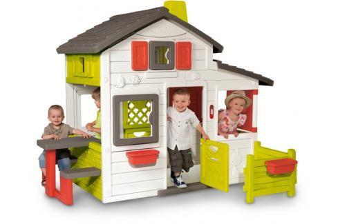 SMOBY - Domeček Friends House 2013 Plastové domčeky pre deti