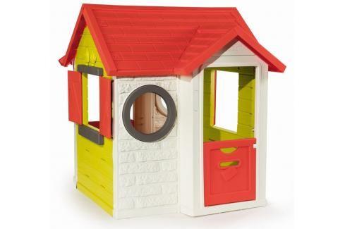 SMOBY - Domeček My House Plastové domčeky pre deti