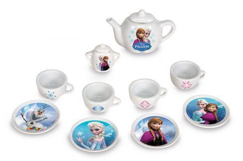 SMOBY - Frozen Kávový porcelánový set Hrajeme se na profese