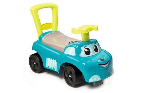SMOBY - odrážedlo 720519 auto Ride-on modré Odrážedla - 4 kola