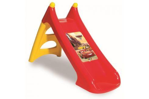 SMOBY - Skluzavka Xs Cars 3 90 Cm Dětská skluzavka
