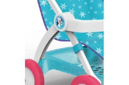 SMOBY - sportovní kočárek Frozen 254045 Kočárky pro panenky
